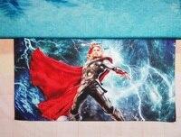 Thor quadrinhos piscina nadar toalhas esportes viagens de surf toalha