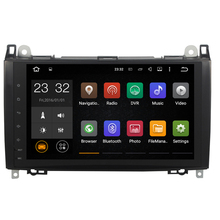 Android 8,1 2 Din 9 дюймов Автомобильный DVD gps видео плеер для Mercedes Benz/Sprinter Viano/Vito/B-class/B200/B180 CANBUS 1g ram радио
