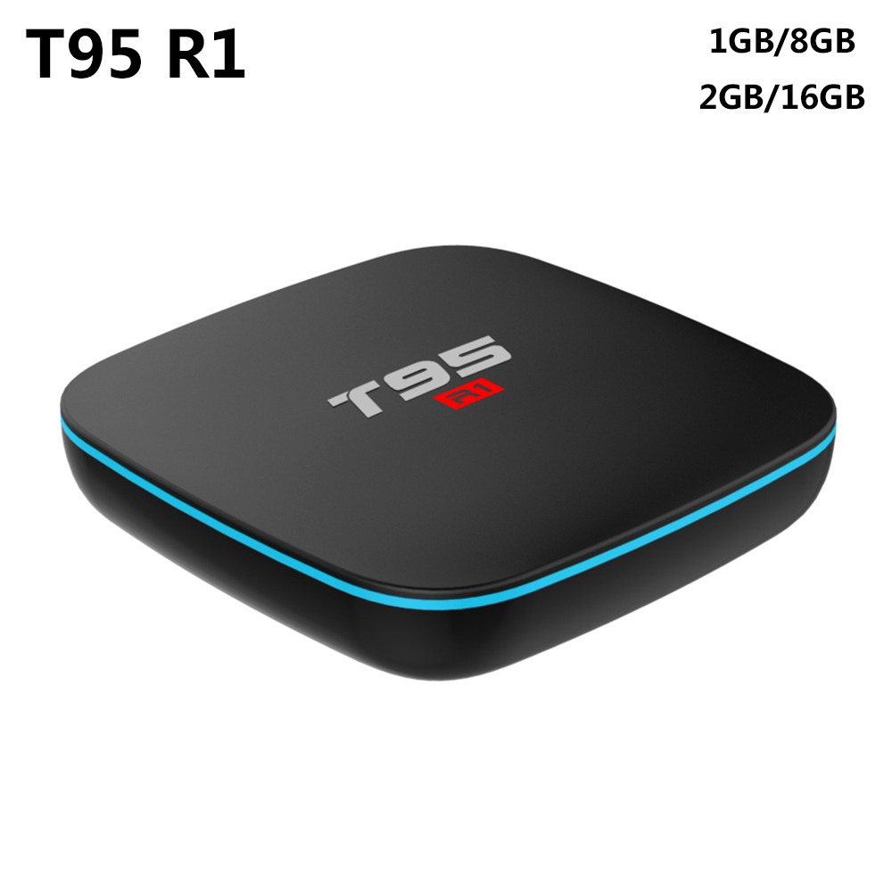 T95 R1 Android 7.1 TV BOX 2GB RAM 16GB