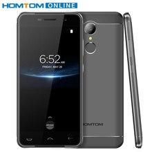 Doogee HOMTOM ht37 Pro смартфон 4 г двойной Динамик MTK 6737 5.0 дюймов HD Android 7.0 3 ГБ + 32 ГБ 13MP 3000 мАч отпечатков пальцев ID мобильного телефона