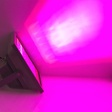 High Power 40W 60W 100W LED Grow Light Blue 460nm Red 660nm Hydroponics Plant Flood LED Grow Lights Water Proof In Stock