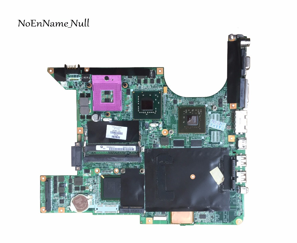 447982-001 FOR HP Pavilion Dv9000 DV9500 DV9700 Laptop Motherboard 965 PM 461068-001 100% TESTED GOOD Free Shipping