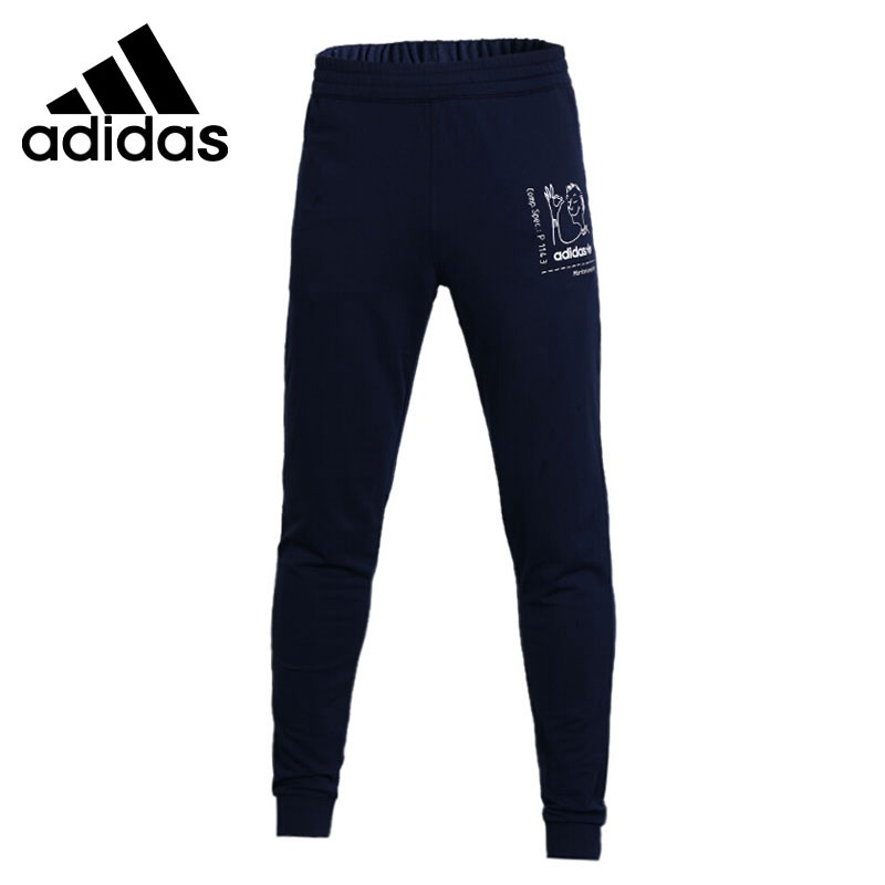 Original New Arrival 2018 Adidas Originals TRACK PANTS Men's Pants Sportswear original new arrival 2017 adidas originals sweat pants ope men s knitted pants sportswear
