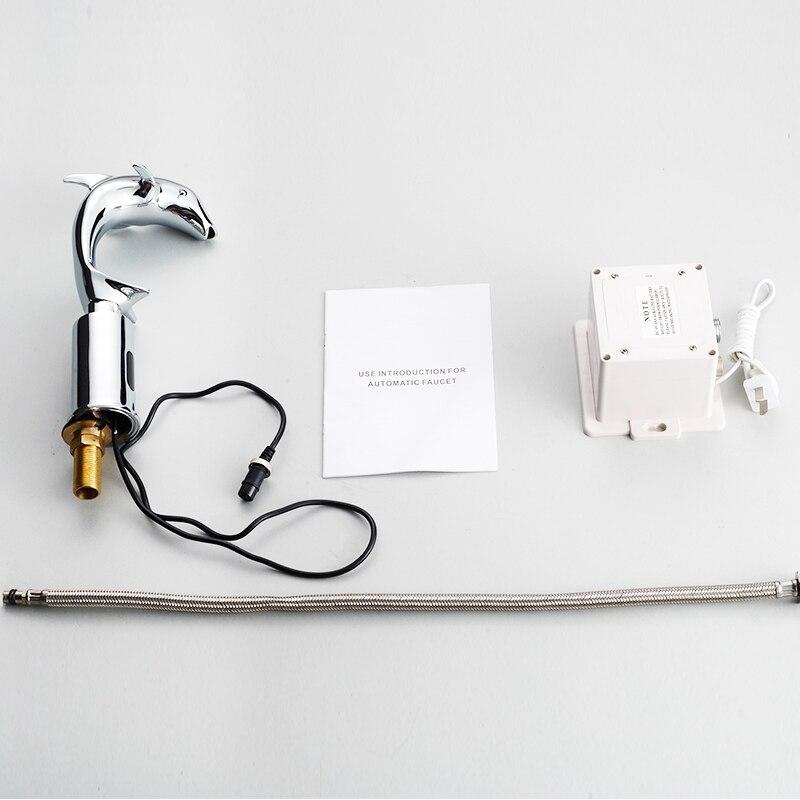 FLG Dolphin дизайн автоматические краны автоматический датчик кран автоматический ручной умывальник датчик кран