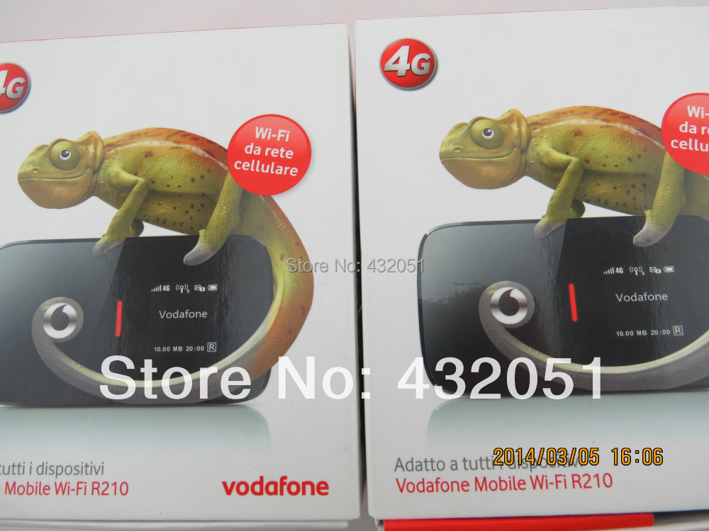Huawei Vodafone R210 4g mifi router vodafone r210 4g lte mifi hotspot
