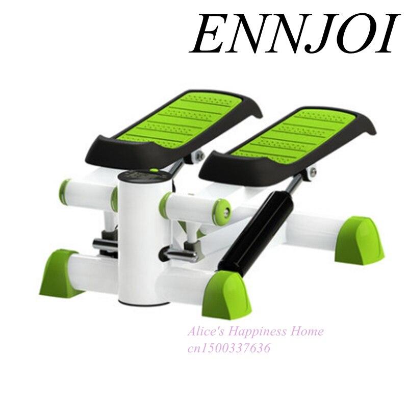 Machine pas à pas maison calme minceur machine multi-fonctionnelle authentique tapis roulant équipement de fitness pédale équipement de sport
