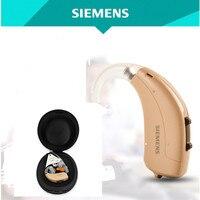 Пара Siemens уха слуховой аппарат Лотос 12 P обновлен весело P Siemens слуховой аппарат s БТЭ Бесплатная доставка