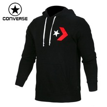 Original New Arrival  Converse  Star Chevron Pullover Hoodie Men's Pullover Hoodies Sportswear
