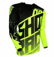 Cyclisme jersey2018 nouveau Motocross maillots Dirt Bike cyclisme vtt descente chemises moto T Shirt course motocross Jersey E