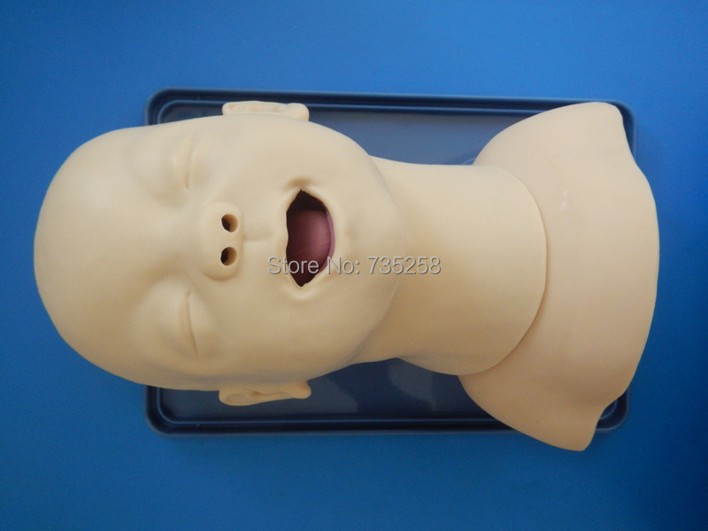 Infant Airway Management Model,Baby Endotracheal Intubation Practice Model