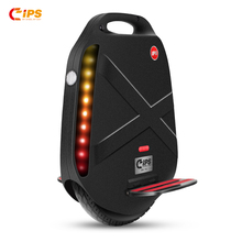 2018 Newst IPS electric unicycle S5 model,intelligent Balance car one wheel Dual motor, dual motherboard, dual battery. APP