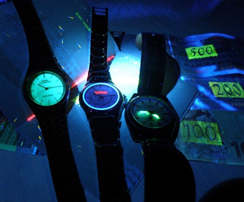 Image 5 - Sofirn SF32UV الأسود الأشعة فوق البنفسجية 36nm مصباح ليد جيب أفضل نيشيا 365UV ضوء للكشف عن عامل الفلورسنت-في مصابيح يدوية LED من مصابيح وإضاءات على AliExpress