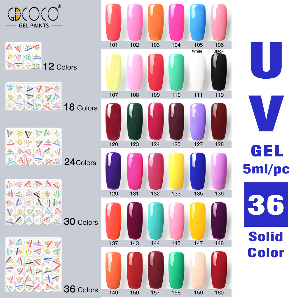 Wholesale nail art supplies hong kong nail polish nail care wholesale nail art supplies hong kong aliexpress com buy gdcoco 24 pure colors 5ml paint gel set canni prinsesfo Images