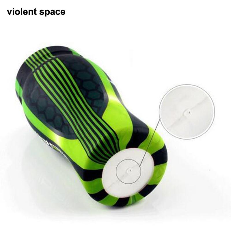 Buy Violent space Vagina Sex Products Male Masturbator Man Artificial Vagina Real Pussy Adult Sex Toys Men Huevo Masturbador