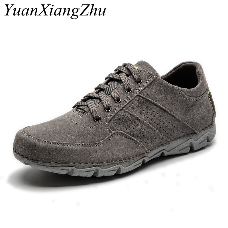 Genuine Leather Men Casual Shoes Moccasins Men Loafers Luxury Brand Summer New Male Boat Shoes Cow Leather MD bottom Men's Shoes jintoho luxury brand men shoes fashion men leather shoes casual men loafers summer men genuine leather shoes male loafers shoes