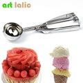 5 cm Acero inoxidable helado Mash patata cuchara helado cuchara cocina herramienta medio helado herramienta accesorios de cocina