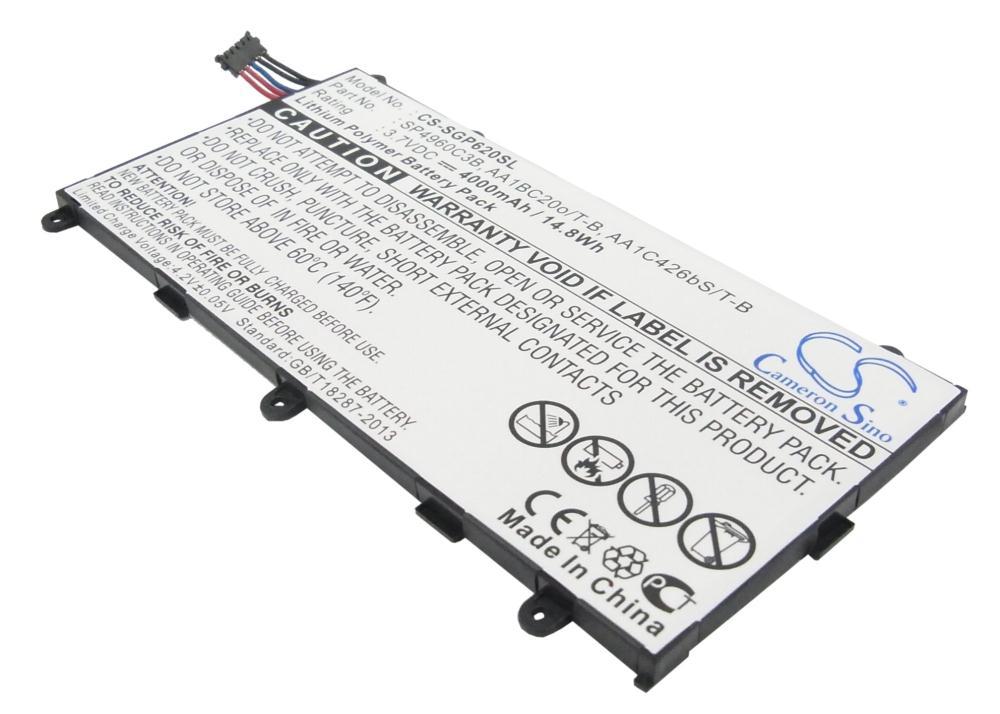 Cameron Sino Battery For SAMSUNG Galaxy Tab 7.0 Plus,P3110