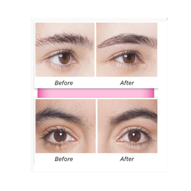 2018 New Tv Hot Selling Eyebrow Trimmer Painless Eye Brow Hair