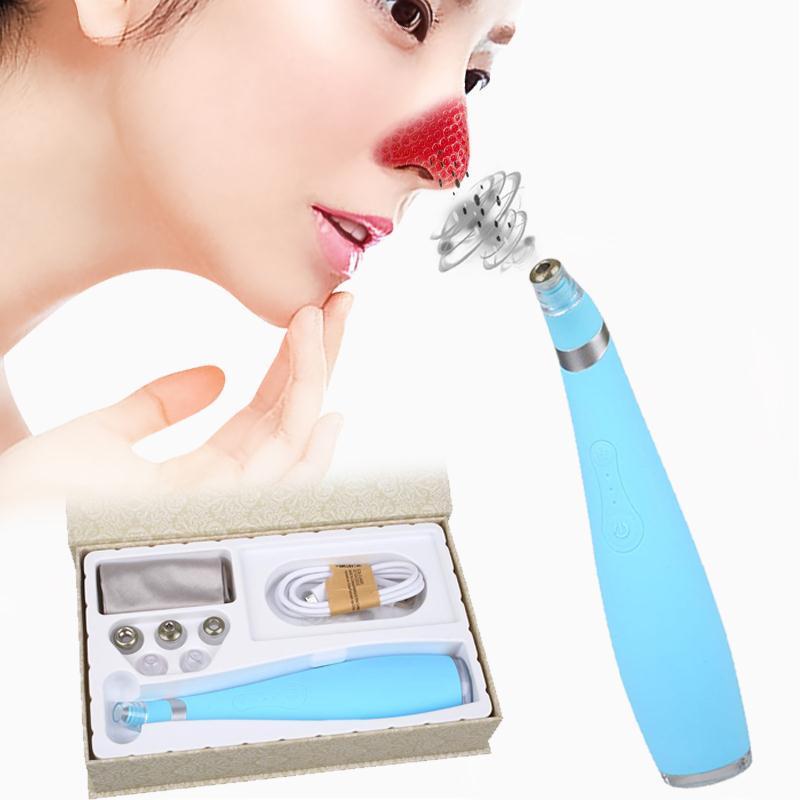 цена на New Arrival Beauty Cleansing Instrument Suck Blackheads Multifunction Matte Feel