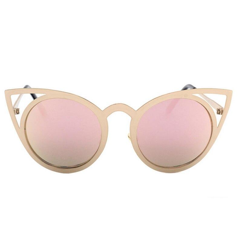 2c16dd72de60 Aliexpress.com : Buy 2019 Vintage Cat Eye Sunglasses Women Brand Designer  Sun Glasses For Ladies Fashion Cateye Mirror Colorful Shades gafas de sol  from ...