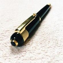 купить black MONTE MOUNT ballpoint Pen send a refill School Office supplies roller ball pens high quality send friend business gift 004 дешево