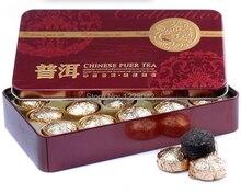 Жестяной коробке, эр, пуэр, юньнань вкус чай, пуэр распродажа пу кофе