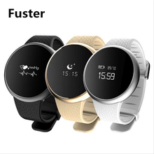 Fuster A98 Fashion Smart Fitness Pulse and Blood Pressure Tracker Watch for Samsung S7 HTC10 iPhone7 Smart Phone