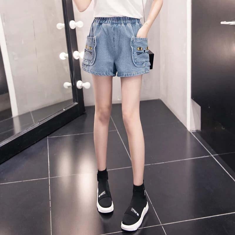 pocket_pussy_short_5xl_cat_denim_casual_vintage_shorts_elastic_high_waist_jeans_womens_plus_size_harajuku_claquettes_femme_d_ete_4