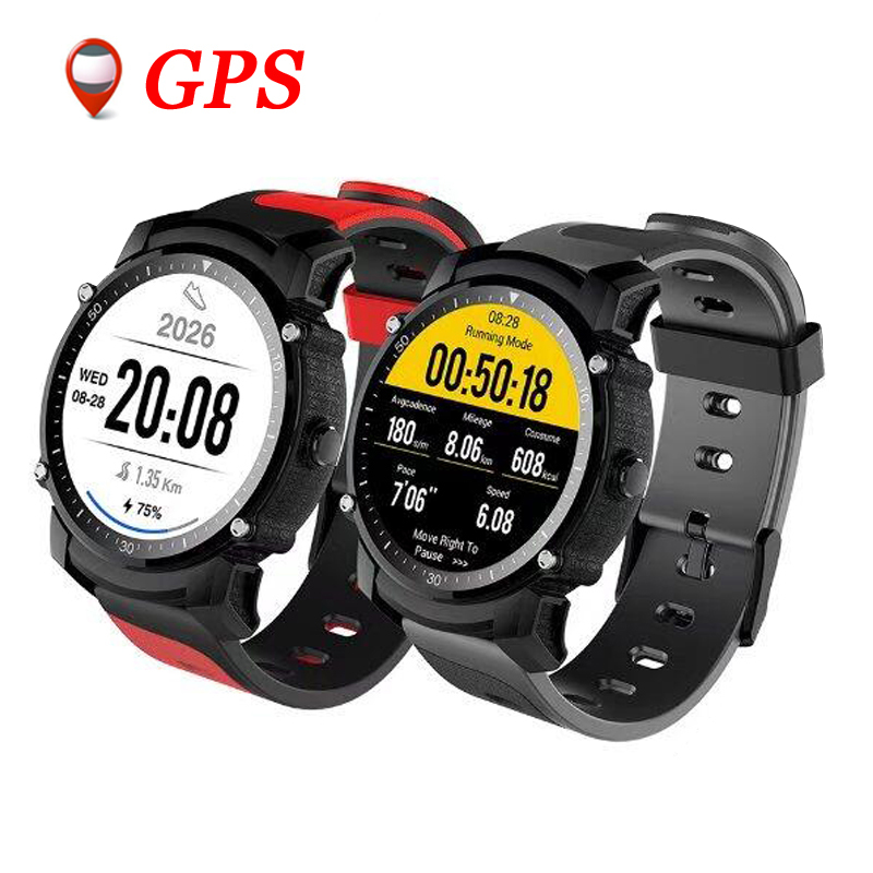 FS08 GPS Smart Watch MTK2503 IP68 Waterproof Bluetooth 4.0 Heart Rate Fitness Tracker Multi-mode Sports Monitoring Smartwatch smart baby watch q60s детские часы с gps голубые