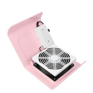 Image 3 - פרו נייל אבק יניקה אספן אבק מאוורר שואב אבק מניקור מכונת כלים אבק איסוף תיק נייל אמנות מניקור סלון כלי