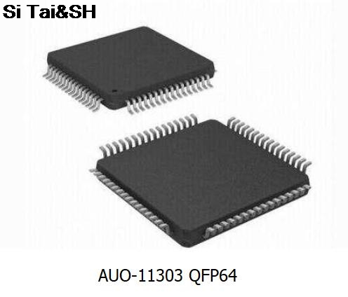 AUO-11303 K1 V2 V02 QFP64  Integrated Circuit