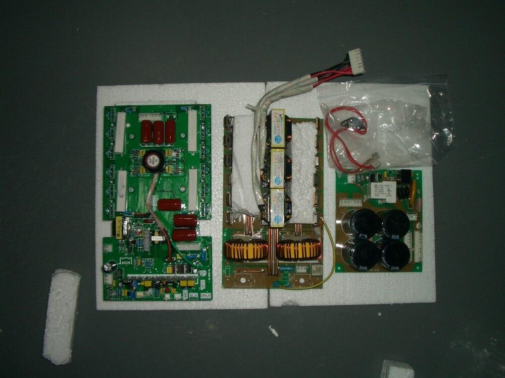 Полеви транзистор ZX7 200 (AC220V) платка с - Заваръчно оборудване - Снимка 3