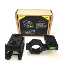 Multifunctional Mount Set Scope Mount for DOC/RMR/DP PRO/T1/T2 Red Dot Sight Mounted Base Mount Picatinny Rail With Riser