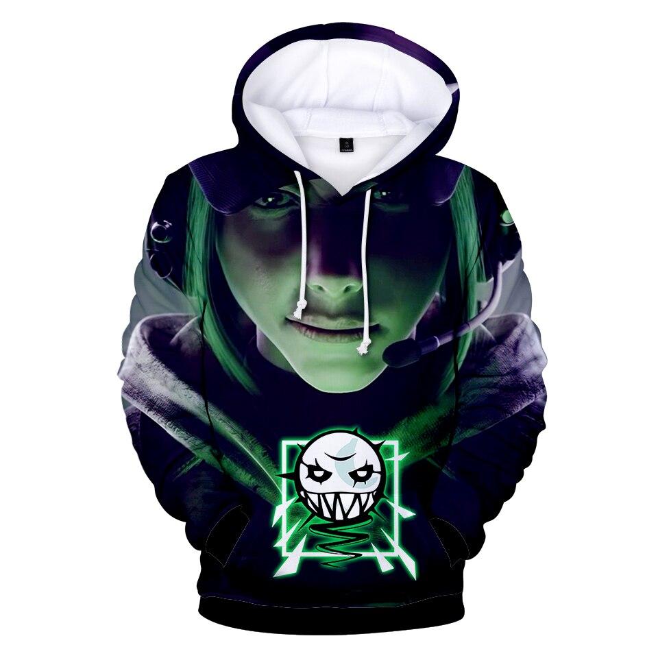 LUCKYFRIDAYF Rainbow Six Siege 3D Hoodies Men Sweatshirts Hot Game 3D Print Rainbow Six Siege Hoodies Men's Sweatshirt Clothes-in Hoodies ...