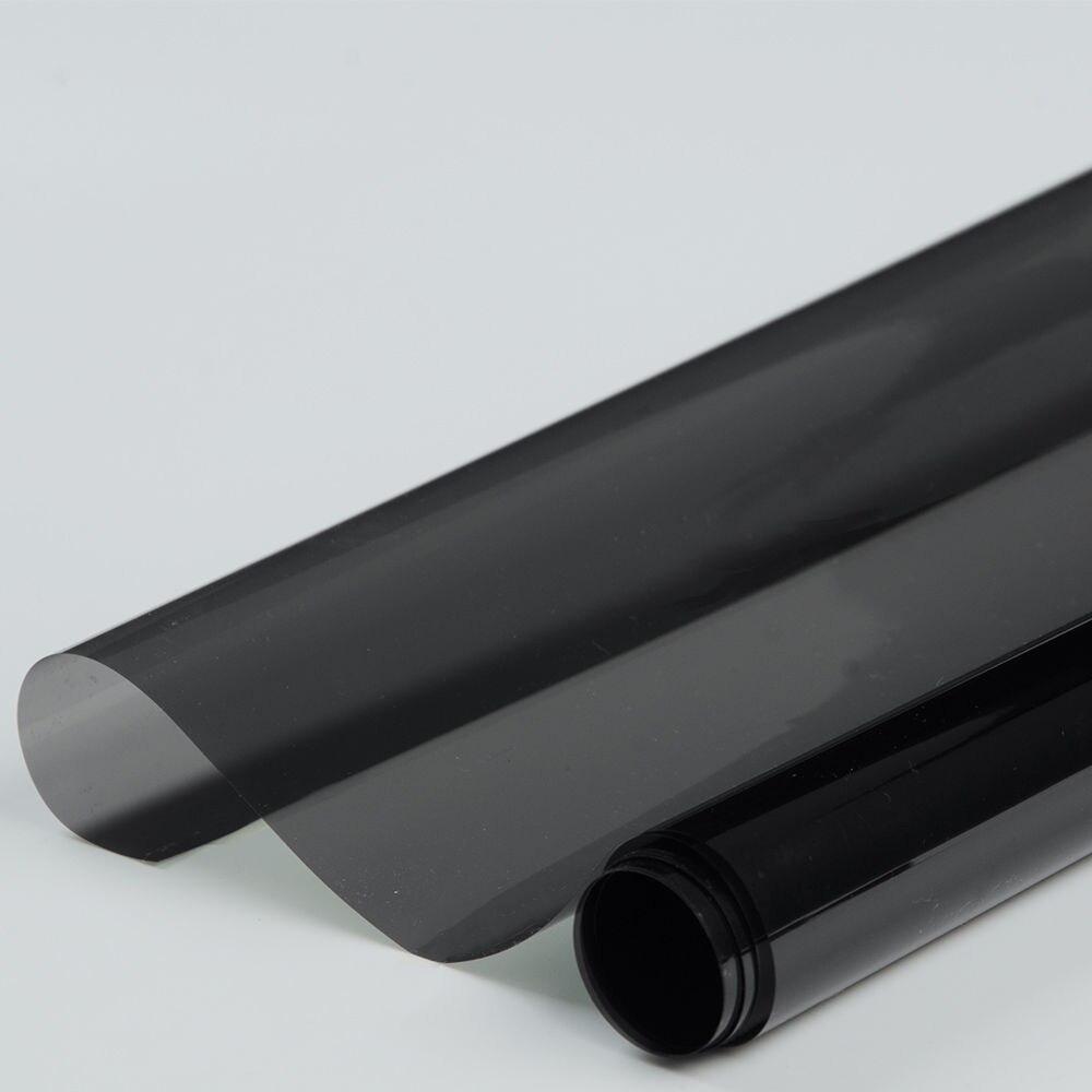 Hingebungsvoll 60 x 20 Mm 35% Vlt Uv-beständig Wärme Reduktion Solar Farbton Nano Keramik Tint Fenster Film Auto Aufkleber Innenministerium Aufkleber Dekor-folien
