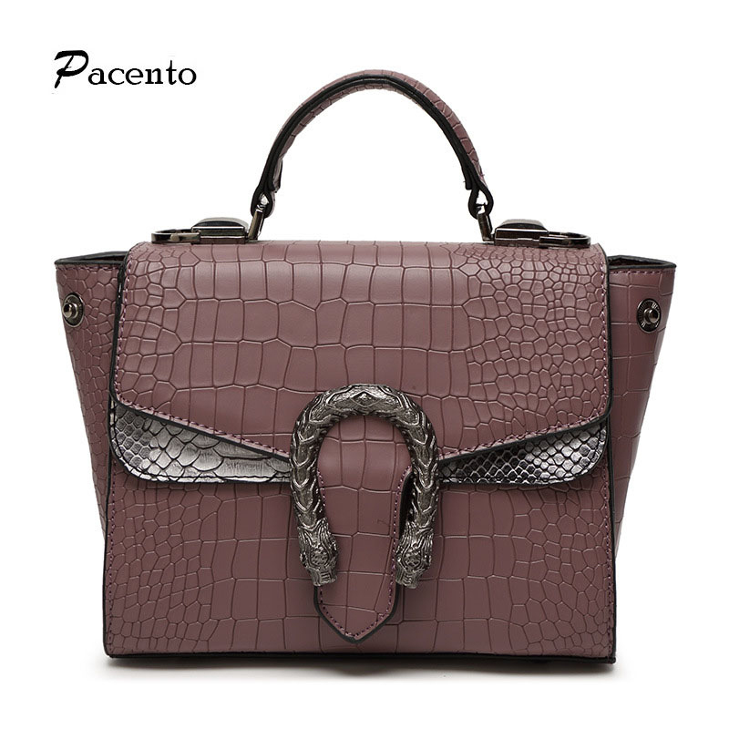High Quality Woman Bags 2017 Handbag Female Fashion Handbags Brand Luxury Shoulder Platinum Sac A Main Femme De Marque