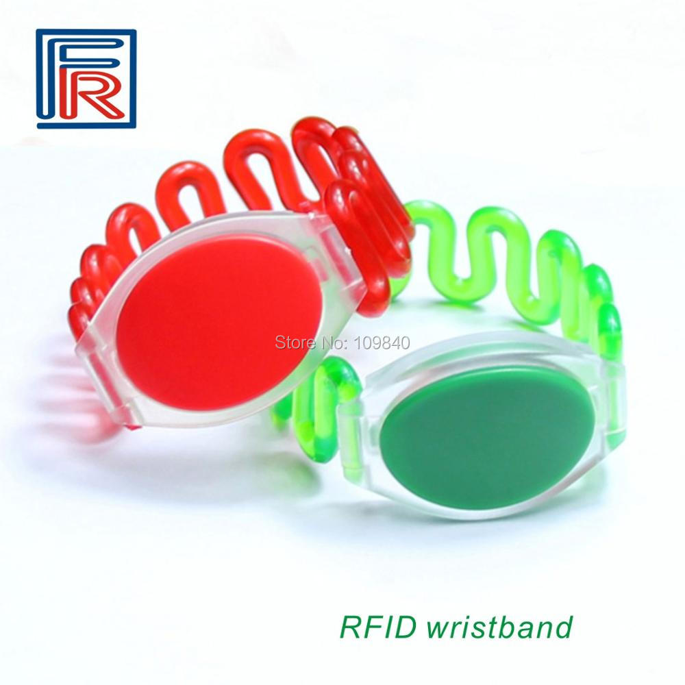 Free shipping 500pcs 125khz RFID ABS Bracelet for spa/Fitness/swimming,Water-proof ABS wristband only reader rfid 125khz wristband with em chip waterproof abs bracelet for access control swimming pool fitness suana water park 100pcs lot