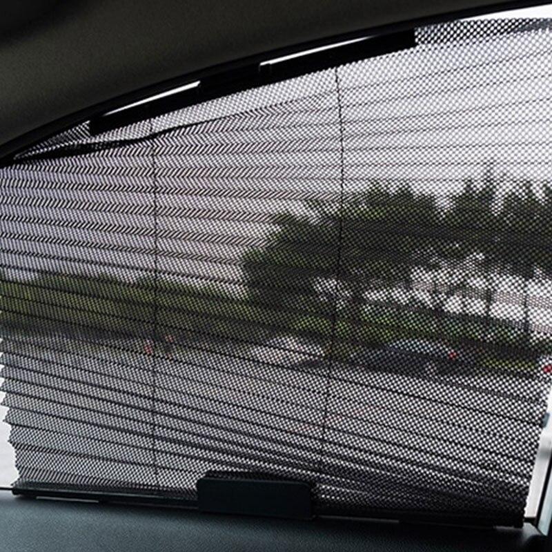 Автомобильный выдвижной боковой оконный занавес солнцезащитный щит слепой солнцезащитный козырек сетка