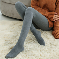 2018 Sexy And Sweet Pantyhose Tights Women Autumn Winter Warm Tights Female Polyester Cotton And Spandex