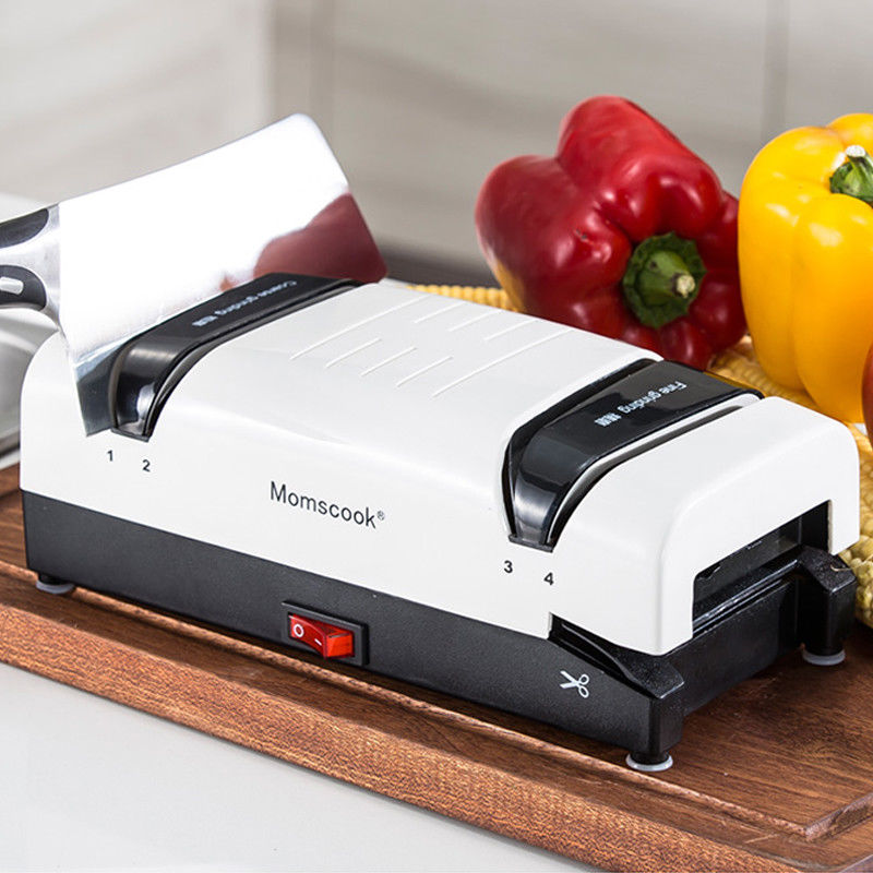 Multifunctional Electric fast knife sharpener wheel diamond automatic household electric knife sharpener