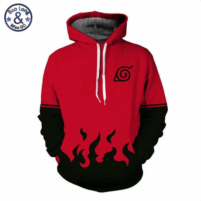 Hoodies & Sweatshirts Strict Anime Dragon Ball Super Saiyan Print Sweatshirts Joker Pullover Hoodies Avengers Fashion Streetwear Teenager Costume Jacket Coat