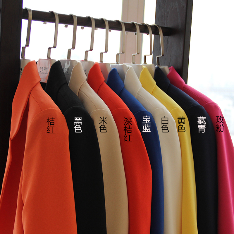High Quality 2018 Fashion Women Blazers Ladies Suit Coat Business Blazer Long Sleeve Jacket Outwear Plus Size 3XL