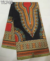 KK African Wax Prints Fabric 6yards African Fabric Real Wax Java Wax Print Fabric For Party