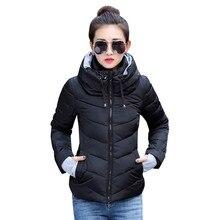 Baru Kedatangan Wanita Fashion Mantel Musim Dingin Jaket Pakaian Luar Pendek Gumpalan Jaket Wanita Empuk Jaket Mantel Wanita MC1095