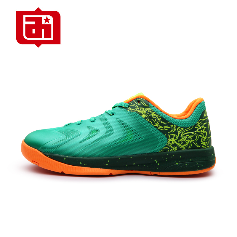 ФОТО Outdoor Professional Athletic Shoes Comfortable Breathable Mens Basketball  Sport Shoes Man Sneakers Cushionin Tainers BAS1020A