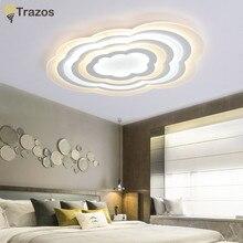 2018 Ultra-thin LED Ceiling Light Simple style Smart home Lighting Large art Creative Ceiling Light bedroom living room lamp