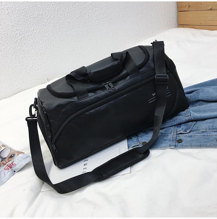 bag Men luggage PU 9