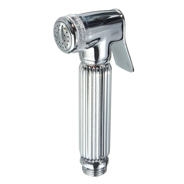 Flexible Pipe Hose Brass Bathroom Toilet Hand Bidet Bath Shower ...