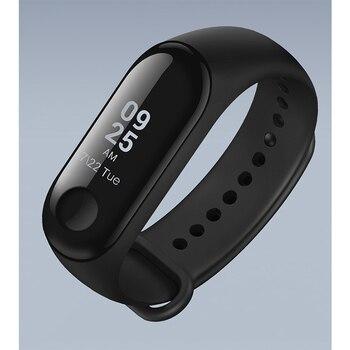 734d8a48ccea F3 Color de pantalla inteligente pulsera de la pulsera del deporte  Bluetooth 4,0 Smartband seguir el ...