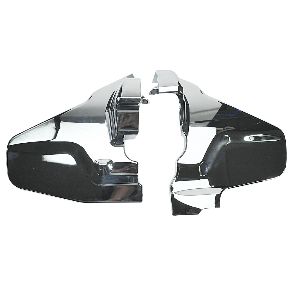 Left / right Chrome Motorcycle Engine Frame Cover Motor Side Protection case for Honda Goldwing GL1800 2012 2013 2014 201